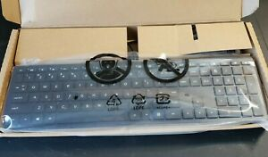 HP Wired Keyboard & Mouse Combo TPC-C003K & TPC-C002M