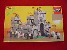 LEGO KNIGHTS 6080 KINGS CASTLE -COMPLETE ORIGINAL BOXED -VINTAGE 1984 (see items