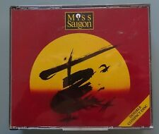 Miss Saigon - Original London Cast Recording 2CD FatBox 7599-24271-2