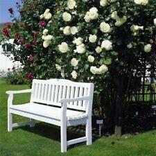 Süßlich duftende Kletterrose 'Schneewalzer' Gefüllte Blüten Reinweiß
