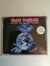 IRON MAIDEN – OUT OF THE SILENT PLANET – CD SINGLE – NEW!