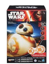 BB-8 Star Wars Remote Control The Force Awakens R/C Droid Vehicle with SFX New