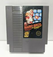 Super Mario Bros Nintendo NES Video Game Cart