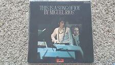 Miguel Rios - This is a song of joy Vinyl LP Club Sonderauflage