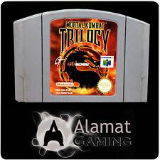 Mortal Kombat Trilogy (N64) Nintendo 64 - VGC - Complete - Fast Post