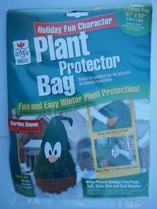 Easy Gardener 40206 Plant Winter Weather Protection Bag 51x63 GARDEN GNOME QTY4
