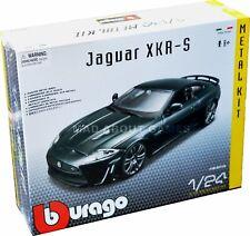JAGUAR XKR-S model car 1:24 scale KIT diecast miniature toy car