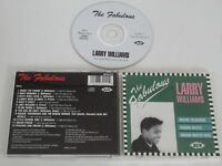 Larry Williams/The Fabulous Larry Williams (Ace Cdfab 012) CD Album
