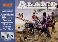 Imex - Mexicain artillerie at the Alamo (American Histoire series) - 1:72