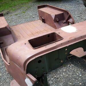Willys Jeep M38 Body Tub