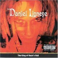 DANIEL LIONEYE 'THE KING OF ROCK´N´ ROLL' CD NEW+!