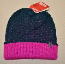 North Face Women's Men's Unisex Slouch Shinsky Beanie Hat One Size Kodiak Blue