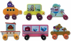 Hey Duggee 6-Pack Play Vehicles