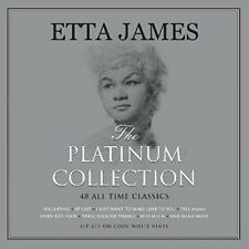 Etta James - Platinum Collection [New Vinyl LP] Colored Vinyl, White, UK - Impor