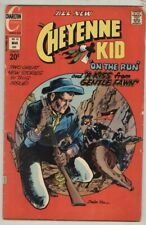 Cheyenne Kid #95 March 1975 G/VG Sanho Kim art