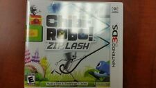 Chibi-Robo! Zip Lash (Nintendo 3DS, Standard Edition) Brand New