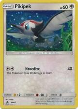 Pokemon PIKIPEK SM07 PROMO BLACK STAR HOLOFOIL MINT CARD