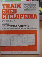Train Shed Cyclopedia #82 Boilers 1919 Part 3