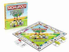 Hasbro MONOPOLY Peanuts Edition Children Trading Board Game Wma004101