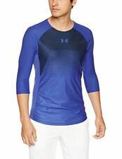 Under Armour Ua Vanish ¾ Sleeve Men's Long Sleeve Shirt 1306417-584 Xl Nwt $50