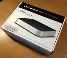 Newertech Ministack - 0GB Quad Interface Hard Drive / SSD Enclosure - USB3