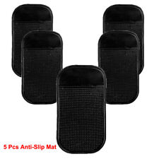 5x Anti Slip Mat Non Slip Sticky Pad Mobile Car Anti Slip Mat NEW