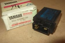 YAMAHA XV250  FZR600  FZR750  XJ600  GENUINE NOS FLASHER RELAY - # 3CW-83350-00