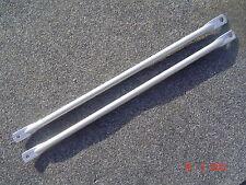 Stützstreben Enduro S51 Simson Motorhalter Gestrahlt Gepulvert Silber S195260