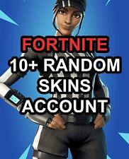 Random Förtnite Account | 10-105 Skins |