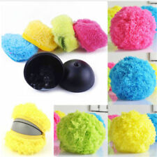 Mini Robotic Microfiber Mop Cleaning Floor Ball Automatic Cleaner Roll Sweeper