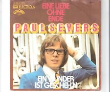 PAUL SEVERS - Eine Liebe ohne Ende