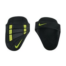 Nike Alpha Grip weight lifting Gloves Grips Gym Glove Black