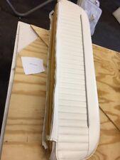 BOSTON WHALER Dauntless 130 Seat Back Cushion Rev Seat White Grey 1006691