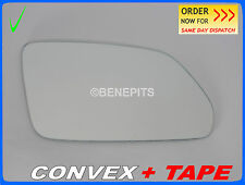 Wing Mirror Glass For VW POLO 2005-2008 CONVEX + TAPE Right Side #1036 #3