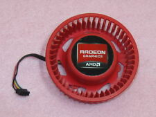 75mm ATI AMD HD 6870 6890 6950 6970 6990 Fan Replacement 4Pin PVB070G12N 2.0A