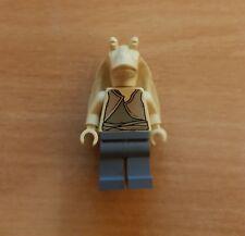 Lego Jar Jar Binks SW017 Star Wars Minifigure