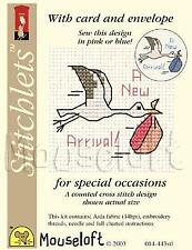 Mouseloft Stitchlets For Special Occasions With Card and Envelope - A New Arriva