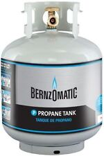20lb Empty Liquid Propane Fuel Tank 4.7 Gal Refillable Cylinder Vacuum Purged