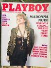 VINTAGE+Playboy+Magazine+September+1985+Madonna+John+Huston+Last+Staple+Issue+VG