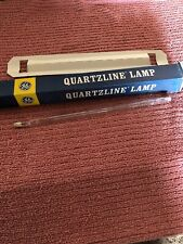 Ge Q1500T3/Cl 1500w 220v Quartzline Lamp New Old Stock