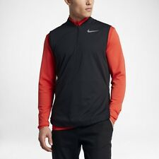 Nike AeroLayer Mens Golf Vest SZ Medium 833334 010 Retail $200