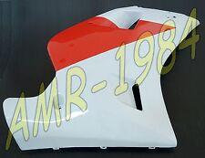 CARENA ANTERIORE DX APRILIA AF1 50 FUTURA DEL 1992 COLORE BIANCO ROSSO AP8230939