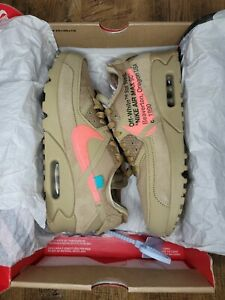 Nike Air Max 90 Beige Sneakers for Men for Sale   Authenticity ...