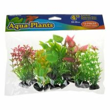 LM Penn Plax Aqua-Plants Betta Plants Medium 12 Count
