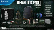 Die Letzten von uns Teil 2 II Ellie Edition Playstation 4 ps4 bestätigt Vorbestellung