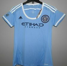 MLS New York Football Club #8 Adidas Soccer Jersey New Womens Sizes