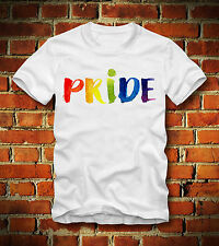 BOARDRIPPAZ T SHIRT PRIDE LGBT GAY LESBIAN RIGHTS EQUALITY RAINBOW REGENBOGEN BI