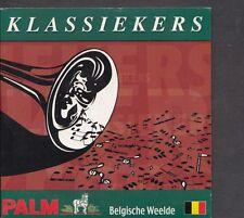 KLASSIEKERS BELGIUM PALM BEER PROMO CD Johan Verminnen Louis Neefs Ann Christy