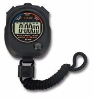 Waterproof Digital LCD Stopwatch Chronograph Timer Counter Sports Alarm Counter
