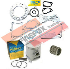 Honda CR250 CR 1989 1990 1991 Mitaka Top End Rebuild Kit Inc Piston & Gaskets